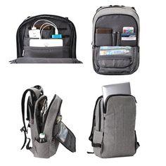$45: Kopack Slim Business Laptop Backpack Waterproof                                                                                                                                                                                 More