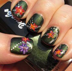 Glamorous flowers (far from ;)