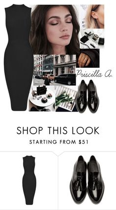 """""""Outfit of the day"""" by priscillaanakwah ❤ liked on Polyvore featuring Burberry"""