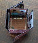 Boîte à explosion , Tuto scrapbooking - Loisirs créatifs