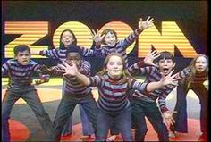 Zoom...zoom...zoom...i always watched this...