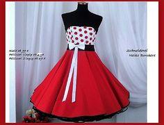 Rockabillykleid,Petticoatkleid,Kleid,Jugendweihekleid,Tupfenkleid,Polkadots,Prom Dress, Tanzkleid,50er Jahre Kleid,50s dress von FiftiesFashion auf Etsy