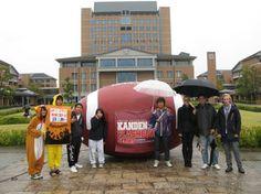 キャンパスジャック 2010 ~関西外国語大学~