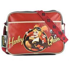 DC Bombshells: Harley Quinn Retro Bag £26.99