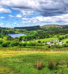 Sheepstor and the Burrator Reservoir, Dartmoor, South Devon. Dartmoor National Park, Into The West, South Devon, English Countryside, England Uk, British Isles, Natural World, Science Nature, Great Britain
