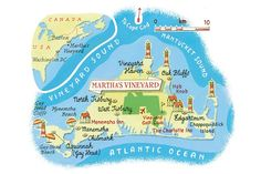 The best hotels, restaurants and things to do in Martha's Vineyard | Condé Nast Traveller