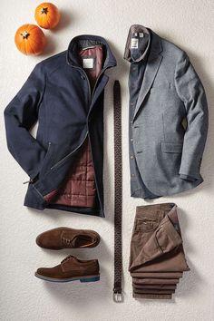 5a95e8b976f7 Shop Lalonde s FW17 Winter Lookbook. Featuring  Private White V.C.  Eleventy