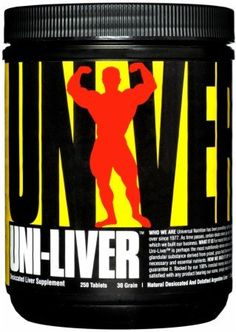 Universal Nutrition UniLiver ** Click on the image for additional details.