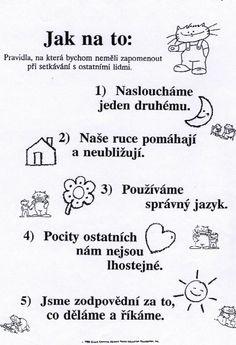 Výsledek obrázku pro pravidla chování ve škole