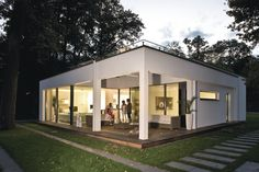 Weberhaus bungalow. The house I want to build for beside a lake/ pool in the countryside somewhere