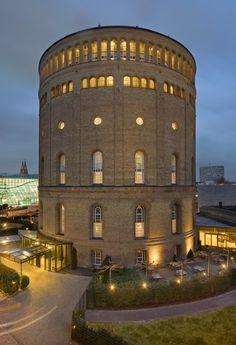 #Hotel im Wasserturm, Köln / #Cologne