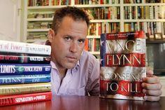 † Vince Flynn (April 6, 1966 - June 19, 2013) American writer.