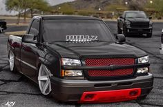 Trucks Chevy Trucks Lowered, Bagged Trucks, Custom Chevy Trucks, Gm Trucks, Cool Trucks, Silverado Truck, C10 Chevy Truck, Ford Pickup Trucks, Chevrolet Trucks