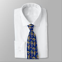 He'd Rather Be Fishing - Tie . https://www.zazzle.com/hed_rather_be_fishing_tie-151596325823578562