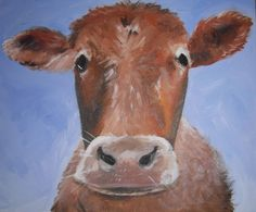 Cow Canvas www.custommurals.co.uk