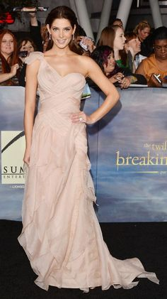 Ashley Greene at the Breaking Dawn Part 2 premiere
