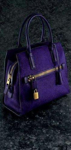 Gorgeous shade of purple  So rich & deep!