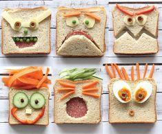 Find Out Why We've Gone Crazy For This New Bread – The Style Insider – Essen und Trinken Kids Food Crafts, Food Art For Kids, Toddler Meals, Kids Meals, Childrens Meals, Creative Food Art, Baking With Kids, Food Decoration, Food Humor