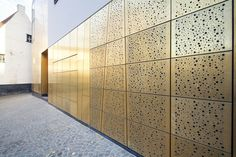 Adins – Van Looveren architecten, Patria – foto © Lennen Descamps