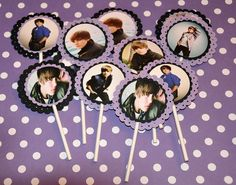 Justin Bieber Birthday Party Ideas  (Maybe for E?)    Kathy check this out