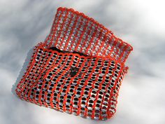 Orange by cindycreativecrochet, via Flickr