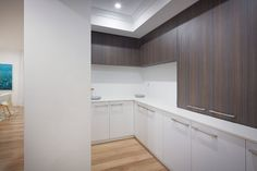 The Belvoir display home Hilbert, Perth. Scullery