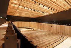 Theatre and Auditorium in Poitiers – JLCG Arquitectos