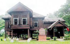Rumah Tok Su warisan seni bina Kedah