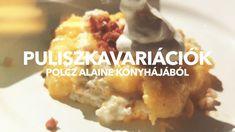 Puliszkavariációk Polcz Alaine konyhájából Mashed Potatoes, Chicken, Meat, Ethnic Recipes, Food, Beef, Smash Potatoes, Meals, Yemek