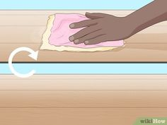 How to Get Water Stains Off Wood. Whether someone forgot to put a coaster down or you accidentally spilled a glass, water can create unsightly stains on wood floors and furniture.