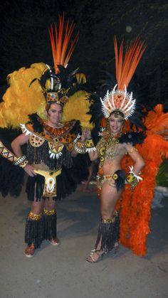 Samberos de Ita Bera 2014- AFRICA Rogelio y Nadia