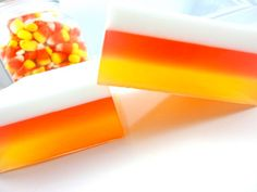 Halloween Soap  Candy Corn  Limited Edition by SymbolicImports, $6.00 #etsysns