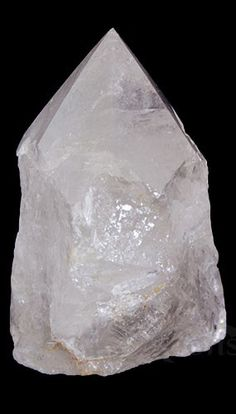 Clear Quartz Natural  Point  2-3 Inches