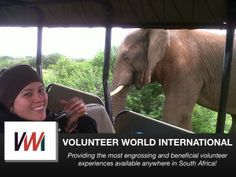 Breathtaking experiences abound all the time at Amazing Amakhala - book today at www.volunteerworldintl.com!