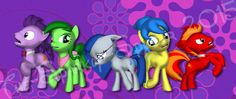 #926830 - 3d, 3d pony creator, anger, artist:the-sparkly-spycar, disgust, fear, inside out, joy, pixar, ponified, sadness, safe, watermarked - Derpibooru - My Little Pony: Friendship is Magic Imageboard