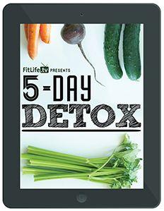 Detox With Drew | The 5-Day Detox