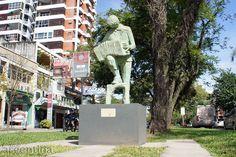 Ciudad de Resistencia, Capital Nacional de las Esculturas. Chaco, Argentina