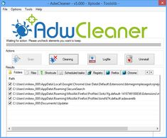 AdwCleaner 2.302 Portable  is the application of a very small, lightweight, and simple but can we rely on this application to find and remove all types   adware and toolbar  we do not want. Buddy already know what is adware?  Adware  is  advertising applications or methods of advertising through software  . Usually…