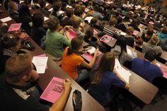 """Unifs et hautes écoles : """"La grande différence se situe au niveau de la durée des études"""""""