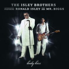 The Isley Brothers feat Ronald Isley-Body Kiss-CD-FLAC-2003-Mrflac