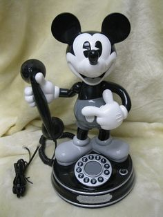 mickey black and white - Google Search