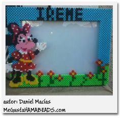 MeGustaHAMABEADS.com: Vuestras creaciones Hama Beads Parte 2