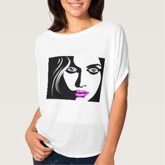 EXOTIC WOMAN FACE ART T-Shirt - tap, personalize, buy right now! Cute Pajamas, Girls Pajamas, Pajamas Women, Pajama Party Outfit, Pajama Day, Exotic Women, Face Art, Woman Face, Fitness Models