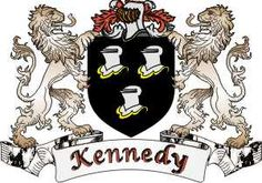 kennedy coat of arms ireland