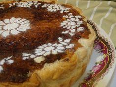 A cozinha do Titó: Tarte de Batata-doce e Coco