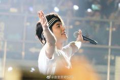 Super Junior, Bae, Pearl Earrings, Macau, Pearls, Concert, Fashion, Moda, Pearl Studs
