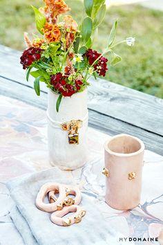 The Cool Handmade Pottery Fashion Girls Will Love via @MyDomaine
