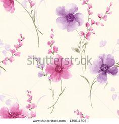 Floral Pattern Fotos, imágenes y retratos en stock | Shutterstock