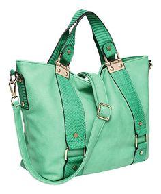 c9183b5ce83b Melie Bianco Mint Bretta Shoulder Bag