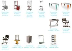 eeco Salon Furniture + Design was the first company to bring Stainless Steel Cosmetology Furniture to the market 15 years ago. While our competitors have copied our designs and exported the work to China, Veeco still builds an all American line of Cosmetology Furniture. The line has now expanded into Steel and powdercoat varieties. http://veecomanufacturing.com/veecofurniture/cosmetologyfurniture.html